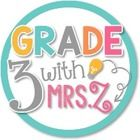 Visit me at Grade 3 with Mrs. Z!