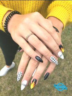 #designs #diesem #Fall #Herbst #Nail #Top
