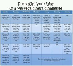30 day breast lift challenge - Google Search