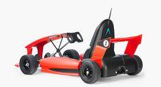 Ride-on toys for kids: Actev Motors Arrow Smart-Kart