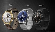 Huawei Watch price might not be as shocking as we thought - GSMArena Blog