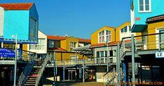 La Rochelle: Quartier du Gabut