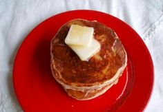 Gluten-Free, Dairy-Free Gingerbread Pancakes