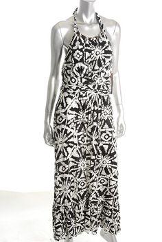 Robbie Bee Beaded Halter Dress by ebayagip, via Flickr