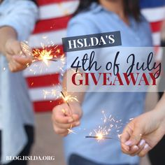 Enter the #HSLDABlog's #4thofJuly giveaway and help us celebrate America >>