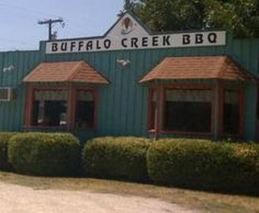 Buffalo Creek BBQ Cleburne Texas- Texas Trash is delicious :-)