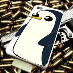 adventure time gunter for iPhone, iPod, Samsung Galaxy, HTC One, Nexus ***