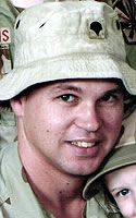 Army SGT. Howard Paul Allen, 31, of Mesa, Arizona.  Died September 26, 2005, serving during Operation Iraqi Freedom. Assigned to 860th Military Police Company, Arizona Army National Guard, Phoenix, Arizona. Died of injuries sustained when an improvised explosive device detonated near his vehicle in Baghdad, Iraq.
