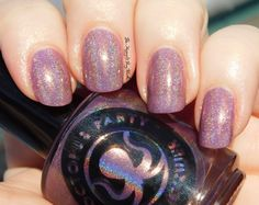 Octopus Party Nail Lacquer Teenage Bedroom sun photo | Be Happy And Buy Polish http://behappyandbuypolish.com/2016/01/30/octopus-party-nail-lacquer-teenage-bedroom-swatch-review/