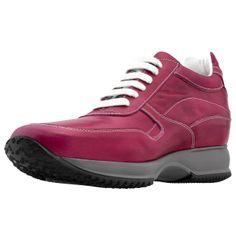 """#Scarpe con rialzo per le donne che vogliono aumentare l'altezza senza rinunciare alla comodità.  Sneakers """"Okinawa"""", disponibili su http://www.guidomaggi.it/scarpe-rialzate-donna/okinawa-detail#.UzBRA6h5OSo"""
