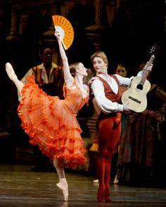 don quixote ballet   Dance Review: Don Quixote at American Ballet Theatre