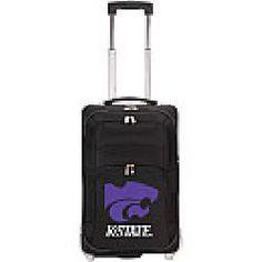 Kansas State Wildcats Nylon Carry On Luggage