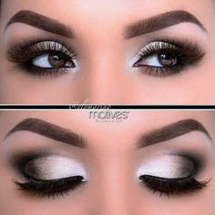 This make up tho!