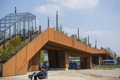 Gallery of The Paleisbrug / Benthem Crouwel Architects - 11
