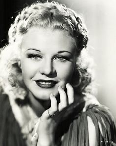 Ginger Rogers c. 1935