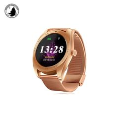 K89 Bluetooth 4.0 Smart Watch Pedometer Heart Rate Monitor remote camera SMS phone call for Android/iOS phones free shipping