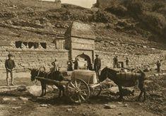 Cum arăta România fotografiată de Kurt Hielscher acum 85 de ani Romania, Mount Rushmore, Monochrome, House Design, Costumes, Mountains, Black And White, Country, Photography