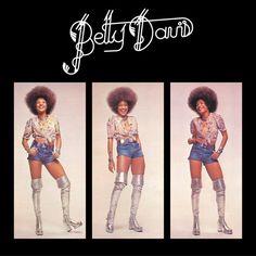 Betty Davis - Betty Davis (1973)