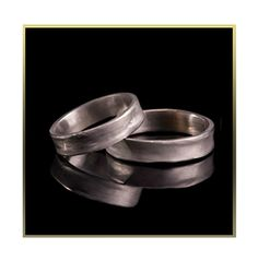 Zehava people made beautiful wedding rings like this for us!