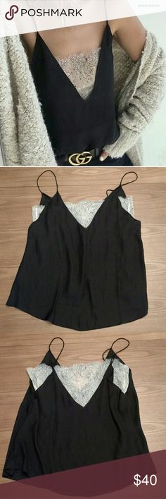 df397dcd2f6e2 Free People Tank Reposh because it is too big for me :( in great condition.  Free People TopsCamisole ...