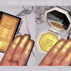 Fenty Trophy Wife Dupe