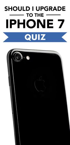Debating whether or not to upgrade your iPhone? This short quiz will help you make a decision!