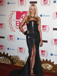 What They Wore – 2012 MTV European MusicAwards