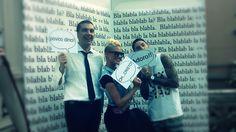 Ospiti e direttore de I Portici hotel Bologna del 16 luglio a #bologna
