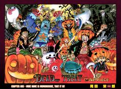 Read manga One Piece 685 online in high quality