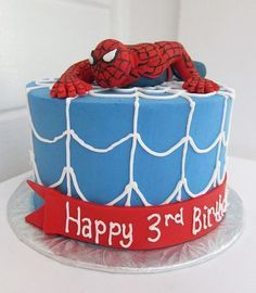 Coolest Mickey Cake for a 3YearOld Boy Mickey cakes Birthday