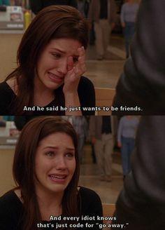 poor girl, but so true