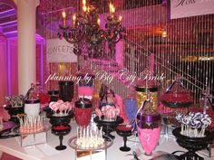 Chicago wedding candy station Pink Wedding Theme, Wedding Candy, Wedding Bells, Fall Wedding, Wedding Colors, Wedding Events, Our Wedding, Weddings, Candy Table