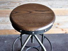 Wright Barstool by Vintage Industrial