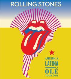 The Rolling Stones - 2016 Olé Tour - Latin America