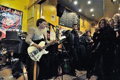 3 La Liberte bar concert paris