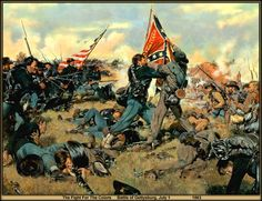U.S Civil War by Don Troiani