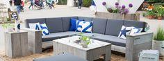Lounge Ecksofa aus Holz in edlem Design » WITTEKIND Möbel