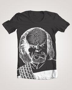 Nerdcore › Klingon Pleasures: Joy Division x Star Trek-Tee