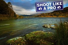 How to photograph anything best camera settings for landscape photography
