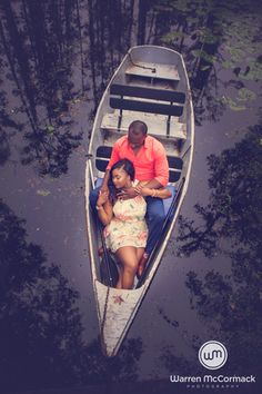 Engagement photos by Warrenn McCormack at Cypress Gardens in South Carolina