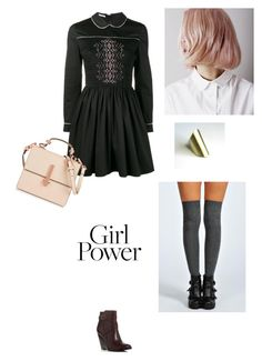 """""""Untitled #368"""" by amory-eyre ❤ liked on Polyvore featuring Miu Miu, Frye, Boohoo and Kendall + Kylie"""