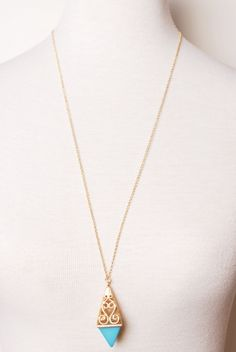 The Great Pyramid Necklace