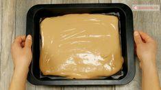 O prăjitură extraordinară pe care trebuie să o încercați măcar o dată în viață - Prăjitură cu mousse de ciocolată și cafea. - savuros.info Sheet Pan, Cheese, Food, Springform Pan, Essen, Meals, Yemek, Eten