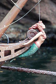 Mermaid Figureheads   Mermaid Figurehead