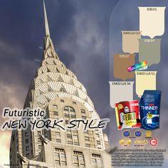 Kawan EMCO, kualitas dan estetika bangunan sebuah negara mencerminkan kondisi perkembangan negara tersebut. Contohnya, New York. Kota pusat wilayah metropolitan terpadat di Amerika Serikat ini memiliki merupakan sebuah tempat hidup yang menarik.