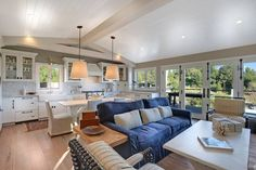 Paradise Cove Mobile Home Sold for $2 Million - this is a new record for most expensive mobile home and it is beyond gorgeous! Great interior photos!