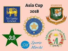 Cricket: 2018 Asia Cup Schedule, Teams, Date, Matches ..  #cricket #AsiaCup #Asiacup2018