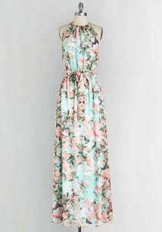 Nature's Song Dress, @ModCloth