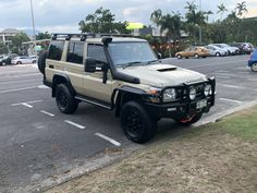 Spotted in Cairns, Australia Toyota R, Landcruiser 80 Series, Grand Theft Auto Series, Cairns Australia, Ford Mustang Fastback, Toyota Fj Cruiser, Expedition Vehicle, Commercial Vehicle, Twin Turbo