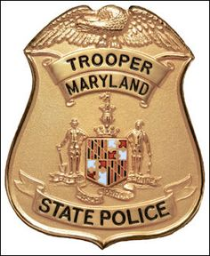 State Police said the incident in Wicomico County began early this morning with a possible DUI stop near Salisbury. Military Police, State Police, Police Officer, Police Chief, Law Enforcement Badges, Law Enforcement Officer, Police Cars, Police Badges, Police Vehicles